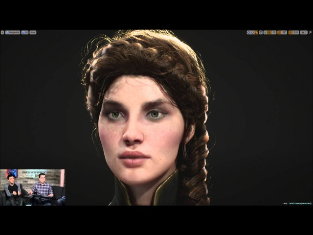 Paragon Features Examples: Character Creation Techniques   Feature Highlight   Unreal Engine