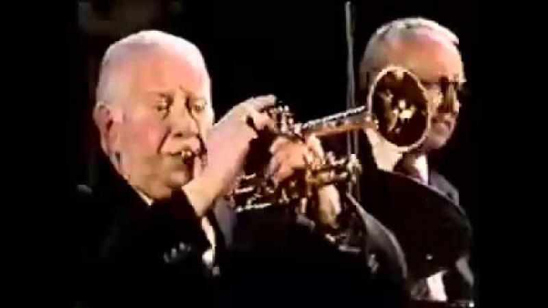 You took advantage of me - Wild Bill Davison in Bern 1985