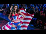 TAYLOR HILL New Angel 2015 Victoria's Secret by Fashion Channel