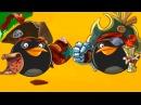 Мультик ИГРА для детей - Энгри Бердс - ЗЛЫЕ ПТИЧКИ ЭПИК 10 КРУТИЛКИНЫ