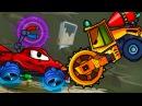МАШИНА ест МАШИНУ 5 ХИЩНЫЕ МАШИНЫ - 2 серия – ИГРА для детей про машинки КРУТИЛКИНЫ