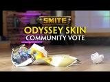 SMITE - Odyssey Skin Community Vote