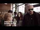 Louis CK LOUIE FX Tuesdays at 11pm Coffee Shop scene ep 8