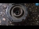 Как снять и заменить ремень ГРМ Фольксваген Т4 1 9л турбодизель vw t4 1.9 turbo diesel 1999г видео