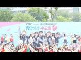 160604 여자친구(GFRIEND) - FAMILY 플래시몹 @스마트 가족사랑의 날 캠페인 직캠/Fancam by -wA-