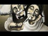 Цирюльник - мультфильм (по песне С. Копыловой)