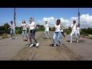 House Dance Routine Komsomolsk on Amur