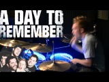 A Day To Remember - Bullfight - Drum Cover By Rex Larkman