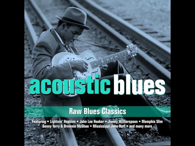 Various Artists - Acoustic Blues - 50 Original Blues Classics (Not Now Music) [Full Album]