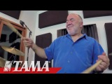 Peter Erskine on TAMA STAR Drum solo #1