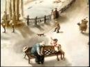 Мультфильм Еще раз, студия Александра Петрова, выпускная работа учениц, 2010