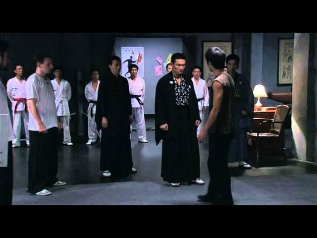 Легенда о Брус Ли сериал 25