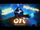 Прохождение Ori and the Blind Forest 1 - Грустное начало