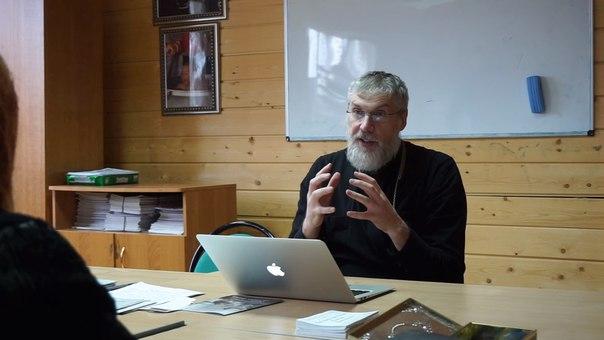 Лекцию «Православные лики святости» прочитают в братцевском храме