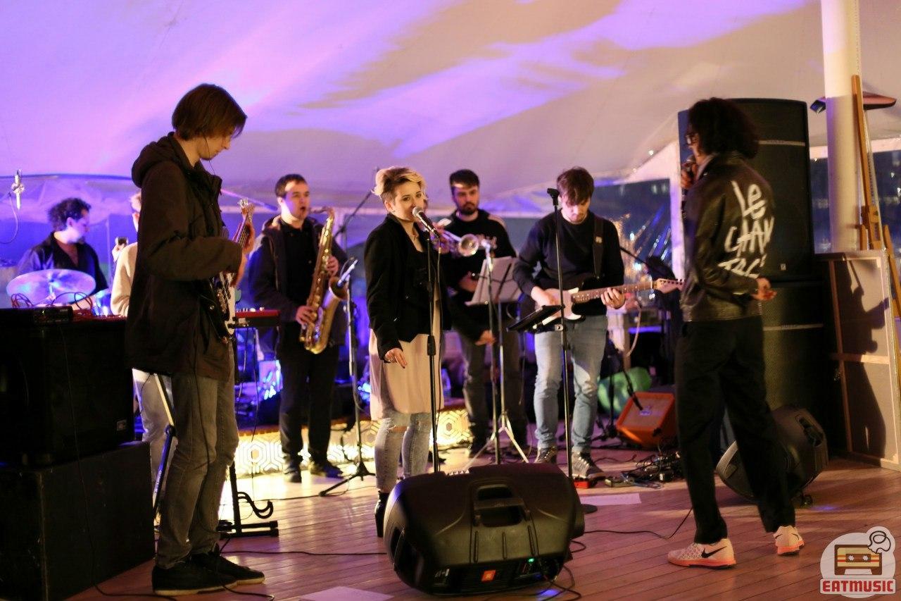 концерт группы VANYN