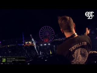 Zomboy @ bassPOD, EDC Las Vegas 2016
