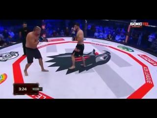 Идрис Амижаев - Эдван Оливейра