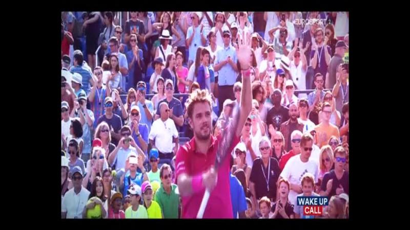 2016-09-09-Eurosport 2-USOPEN Day-11 Обзор дня