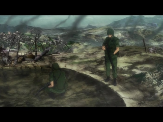Gate: Jieitai Kanochi nite, Kaku Tatakaeri/Врата: там бьются наши воины - 02 [Озвучка: Octav & Акварелька]