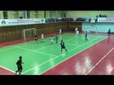 Авангард-Береке 12.12.15 (2 тайм, видео №1)