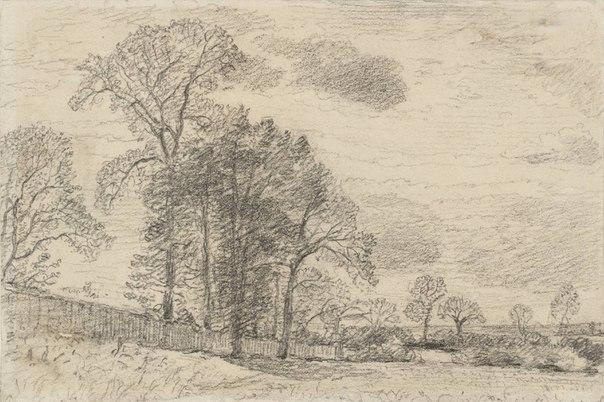 John Constable's Sketch-books