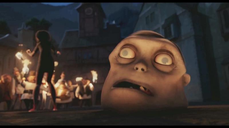 Монстры на каникулах/Hotel Transylvania (2012) ТВ-ролик №2