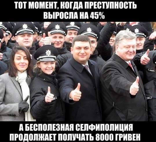 Двое патрульных полицейских, требовавших деньги у пьяного водителя, задержаны в Киеве - Цензор.НЕТ 1664