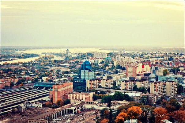#Красивая#Самара