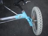 Recumbent trike - homemade, almost no welding - 6000KM across North America