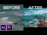 How to make BAD video look GOOD! After Effects & Premiere