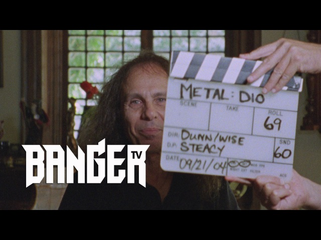 RONNIE JAMES DIO interview on religion and the Devil 2004   Raw Uncut