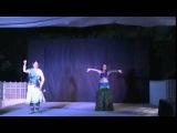 Kathak-Bellydance Fusion by Essa & Purva