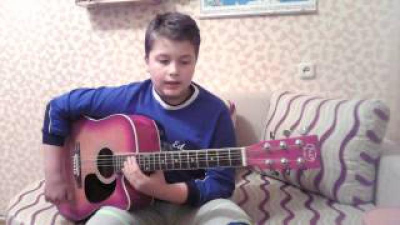 Ахра - Твои карие глаза (урок на гитаре) Разбор