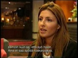 Laura Bono, Helena Paparizou, Within Temptation interview by Tomi Lindblom (2005) Finland