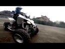 Crazy weekend with Yamaha Grizzly 700 YFZ 450™