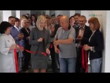 Торжественное открытие нового десятого корпуса в Клинике