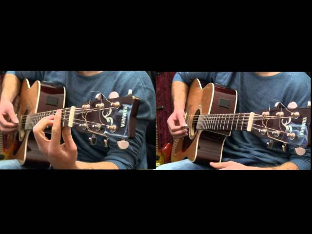 Belalim guitar cover Mamuka Krikheli