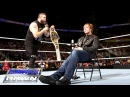 A war-torn Dean Ambrose blasts Kevin Owens with a chair: SmackDown, March 3, 2016