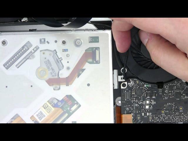 17-inch MacBook Pro Mid 2010 Data Doubler 2nd Hard DriveSSD Installation Video