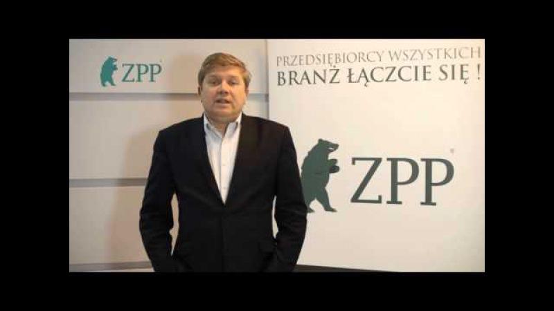ZPP proponuje legalizację miliona Ukraińców w Polsce - Cezary Kaźmierczak - konferencja prasowa