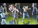 Дмитрий Савин: Выход и песенка Балу из мюзикла «Поколение Маугли»
