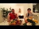 Алексей Воевода о питании сыроедении и вегетарианстве переход на живое питание рост мышц и др