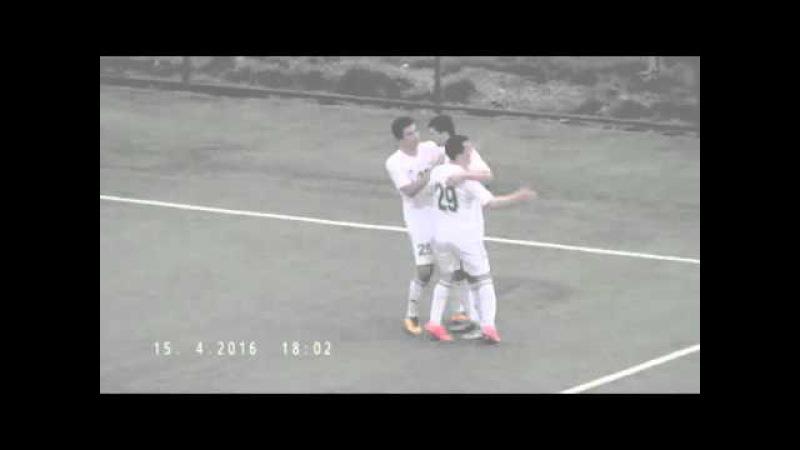 FC Ahal vs FC Ashgabat (1:1) 2016 Turkmenistan Higher League