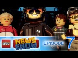 LEGO® News Show: Episode 7 - LEGO Speed Champions