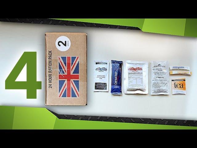 ИРП Армии Британии (Часть-4 ПолдникВечерний чай)