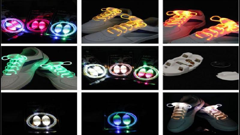 Xaricdən mallar sifariş №84 LED işıqlı ayaqqabı ipi