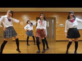 Megu Megu★Fire Endless Night【メグメグ★ファイアーエンドレスナイト】- By Feb ( English Ver. ) feat 5 girls dance