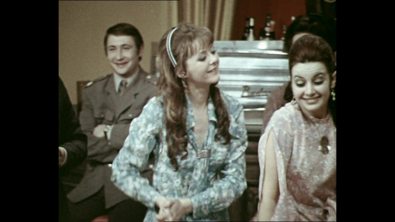 Бабка за дедку, а дед за репку...) Песенка с телеспектакля - Кабачок 13 стульев (31.12.1969)