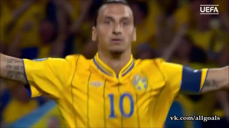 ЕВРО-2012 / 10 лучших голов [HD 720p]