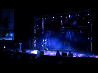 Мисс Студенчество Санкт-Петербурга 2015. Финалистка №1 Анастасия Судакова. Творческий этап.